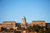 Buda Royal castle in Budapest, Hungary — Stock Photo