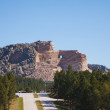 Crazy Horse Memorial in South Dakota — Stock Photo