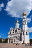 Ivan the Great Bell Tower at Moscow Kremlin — Stock Photo