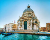 Basilica Di Santa Maria della Salute in Venice — Stock Photo
