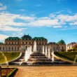 Belvedere palace in Vienna, Austria — Stock Photo #21017979