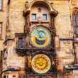 The Prague Astronomical Clock — Stock Photo #22280075