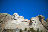 Mount Rushmore monument in South Dakota — Stock Photo
