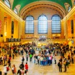 Grand Central Terminal in New York — Stock fotografie #26497719