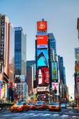 Times square in new york city — Stockfoto