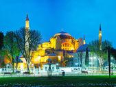 Hagia Sophia in Istanbul, Turkey — Stock Photo