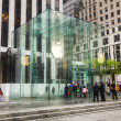 Apple retail store in New York City — Stock Photo