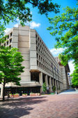FBI building in Washington, DC — Stock Photo