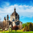 Stock Photo: Cathedral of St. Paul, Minnesota