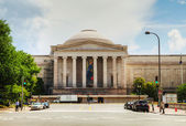 The West Building of the National Gallery of Art — Stock Photo