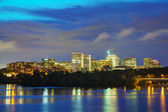Washington, DC cityscape — Stock Photo