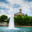 Tennessee State Capitol building in Nashville — Stock Photo