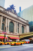 Grand Central Terminal in New York — 图库照片