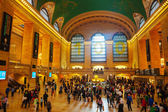 Grand Central Terminal in New York — Stock Photo