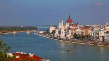 匈牙利议会 — 图库视频影像