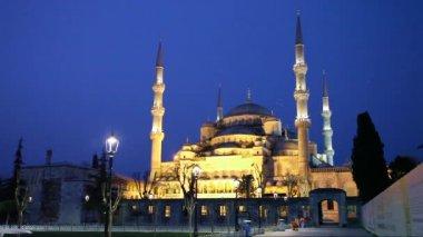 苏丹艾哈迈德清真寺 — 图库视频影像