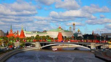 Kremlin de moscovo — Vídeo Stock