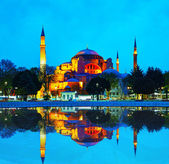 Hagia Sophia in Istanbul, Turkey — Photo