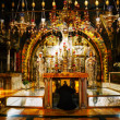 Interior of the Church of the Holy Sepulchre — Stock Photo #37949515