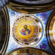 Stock Photo: Interior of the Church of the Holy Sepulcher