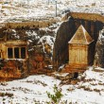 Tomb of Zechariah in Jerusalem — Stock Photo #39108067