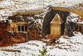 Tomba di zaccaria a gerusalemme — Foto Stock
