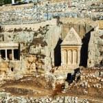 Tomb of Zechariah in Jerusalem — Stock Photo #40803245