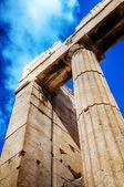 Partenon na akropolu w atenach, grecja — Zdjęcie stockowe