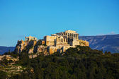 Overview of Acropolis in Athens, Greece — Foto de Stock