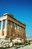 Parthenon at Acropolis in Athens, Greece — Stock Photo