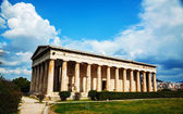Temple of Hephaestus in Athens — Stock Photo