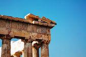 Partenon, grecja — Zdjęcie stockowe