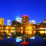 Downtown Minneapolis, Minnesota — Stock Photo