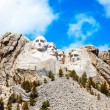 Mount Rushmore monument in South Dakota — Stock Photo #47423481