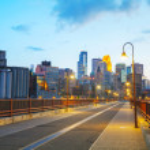 Downtown Minneapolis, Minnesota — Stock Photo #47423483