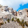 Mount Rushmore monument in South Dakota — Stock Photo #47423865
