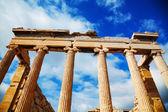Erechtheum at Acropolis in Athens, Greece — Stock Photo