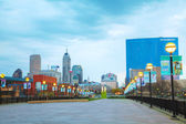 Downtown of Indianapolis — Stock Photo