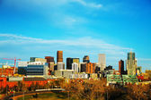 Downtown Denver, Colorado — Stock Photo