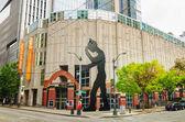 Seattle Art Museum main building — Stock Photo