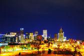 Downtown Denver, Colorado — Stock Photo