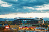 Sports Authority Field at Mile High in Denver — Stock Photo