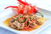 Panaeng Curry with Pork — Foto de Stock