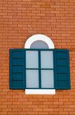 Vintage window — Stockfoto