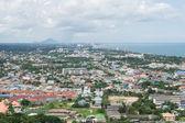 ホア ヒン都市景観、タイ — ストック写真