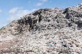 Big grabage heap — Stock Photo