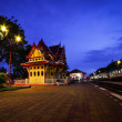 Hua Hin rialway station,Thailand — Stock Photo