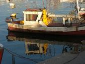 Barco pescador — Foto de Stock