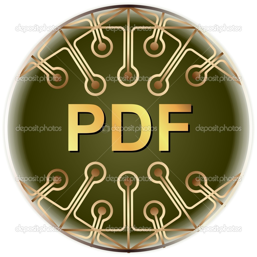 Pdf Download — Stock Vector #12241790