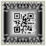 Qr code — Stock Vector #12333595